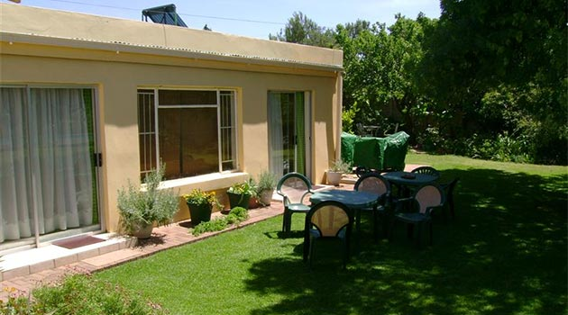 Connie's B&B - Bloemfontein accommodation - Free State