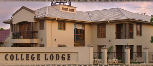College Lodge - Bloemfontein accommodation - Free State